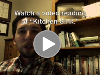 Kitchen Sink by Aaron Dargis
