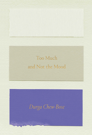Durga Chew-Bose's Too Much and Not the Mood